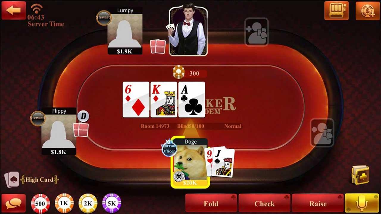 Texas Holdem Poker Strategy