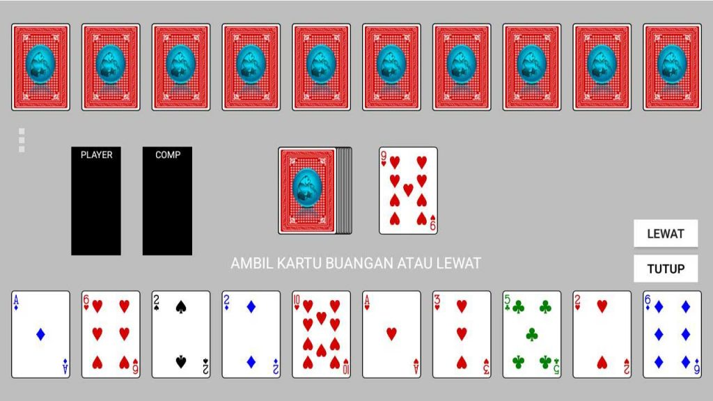 Kartu Remi Indonesia