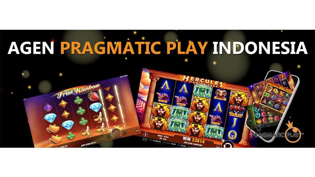 Agen Pragmatic Play